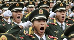 Tiongkok Dituding Tengah Menghimpun Pasukan Untuk Perangi Taiwan : Tiongkok secara aktif membangun pasukan bersenjata yang akan cukup siap pada 2020 untuk memulai invasi ke Taiwan ujar pihak militer Taiwan.