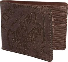 2013 Fox Racing Fuel Bleed Leather Casual Motocross MX Dirt Accessories Wallets
