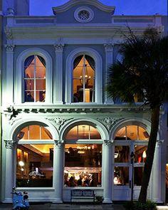 Oak Steakhouse, Charleston, South Carolina