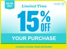 Victoria secret printable coupons 2013 dealsnnews pinterest get 15 off old navy coupon code fandeluxe Gallery
