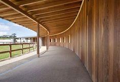 Centro Equestre,© Lisbeth Grosmann