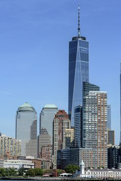 New York City by mbesserj #ErnstStrasser #USA Willis Tower, New York City, Skyscraper, Multi Story Building, Nyc, Travel, Skyscrapers, Viajes, New York