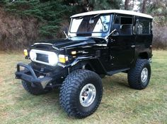 fj40 on 80 series chassis - Google Search