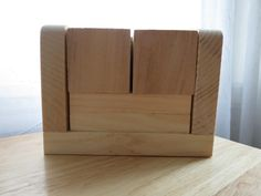 Blank Perpetual Wooden Block Calendar  by QueenvannaCreations, $13.50