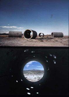 Nancy Holt - Sun Tunnels, 1973-1976