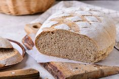 German Bauernbrot Recipe - Farmer's Bread