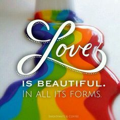 Yes it is,  and it needs to be celebrated, not pushed back into the closet. .......