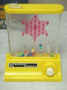 2 Vintage 1976 Tomy Waterful Starball & Triangle Water Toss Game Made Japan School Carnival Games, Carnival Games For Kids, Slumber Party Games, Kids Party Games, Childhood Games, Childhood Memories, Vintage Games, Vintage Toys, Icebreakers For Kids