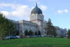 Montana State Capitol - Montana State Facts