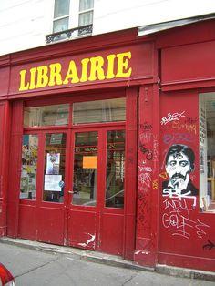 Librairie - Rue Saint-Maur, Paris XIe