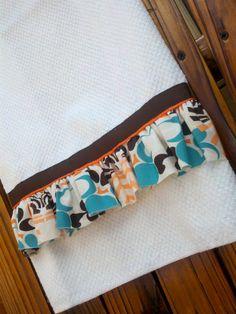 Embellished Hand Towels (HoH72)