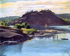 Hesnes, Norway Albert Marquet - 1925