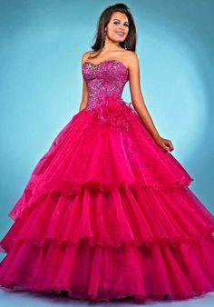 Landa Quinceanera AQ22 at Prom Dress Shop