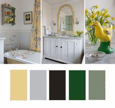 Colour Inspiration: A Country Bathroom from Sarahs House | Blog | HGTV Canada