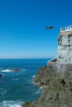 mazatlan, mexico.....loved to watch the cliff divers (reminded me of the old Elvis movie)
