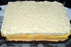Prajitura cu caramel si nuci   MiremircMiremirc Creme Caramel, Vanilla Cake, Biscuits, Diet, Desserts, Food, Cakes, Pies, Crack Crackers
