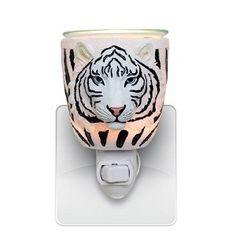 New White Tiger Oil Warmer