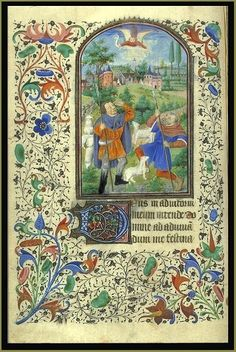 Room 5 World History: Illuminated Manuscripts