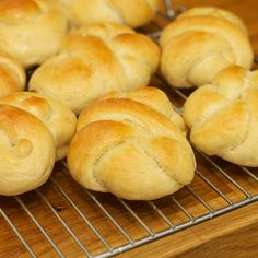 Zachte witte broodjes 35