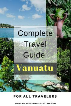 Travel to the Solomon Islands A complete travel guide to Vanuatu via Mystery Island Vanuatu, Fiji Travel, Vacation Travel, Travel Route, Journey, Solomon Islands, Travel Guides, Travel Tips, South Pacific