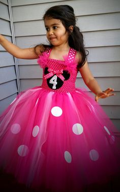 Minnie mouse princess dress Minnie mouse tutu by MyDreamGirlsTutus