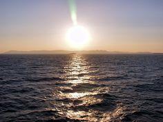 Evening Sun over Islay