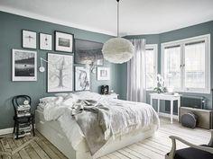 Sypialnia idealna. Kolor ścian