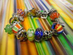 The Sweet Blue Trollbeads World Tour bracelet #TrollbeadsWorldTour