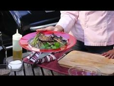 How to Roast Vegetables on a BBQ : BBQ Grilling Tips - YouTube