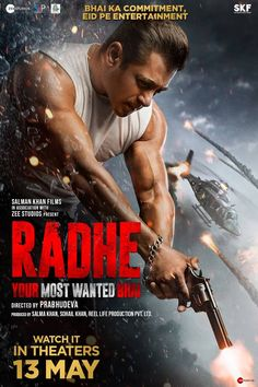 Radhe - Your most wanted bhai- Peddler Media Review - Peddler Media