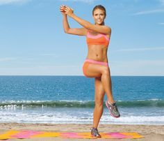 Bikini Body Workout: Workouts: Self.com:Follow this get-lean routine and, after two weeks, it'll be time for that slow, sexy sashay out of the water.