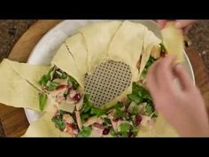 Cranberry Turkey Crescent Ring recipe from Pillsbury.com