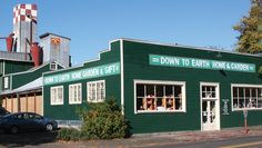 Down To Earth Home, Garden & Gift, downtown Eugene, OR