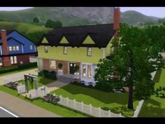 Sims 3 - Mary Alice Young's House