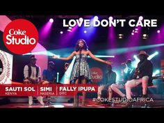 Video: Simi – Love Don't Care (Coke Studio Perfomance) ft. Sauti Sol & Fally Ipupa The Record singer Simi from Nigeria Don't Care, Africa, Singer, Entertaining, Studio, Concert, Music, Bugatti, Opportunity