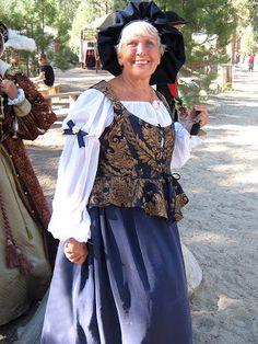 Renaissance Collection: Middle Class Lady