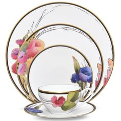 Alluring Fields China Collection by Noritake China