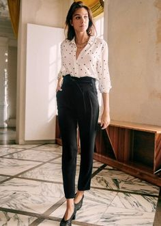 Business Professional Outfits, Business Casual Outfits For Women, Stylish Work Outfits, Work Casual, Women Business Attire, Women's Professional Clothing, Semi Formal Outfits For Women, Business Formal Women, Business Wear