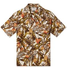 40c210e5 FLAT Hawaii Style, Aloha Shirt, Kimono Fabric, The Neighbourhood, Shirt Men,