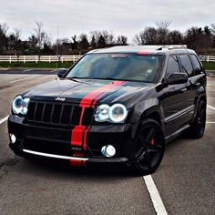 Graphic Decal Stripe for Jeep Grand Cherokee SRT Roof Fender bed Headlight Guard Jeep Grand Cherokee Srt, Jeep Cherokee Sport, Jeep Wk, Jeep Dodge, Jeep Grand Cherokee Accessories, Srt8 Jeep, Jeep Wrangler Rubicon, Jeep Liberty, Jeep Accessories