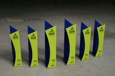 Gold Coast Marathon 2013. #trophy design #trophy design #trophy #award #custom trophy #custom trophies