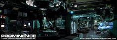 Prominence Sci-Fi Adventure Game Announced