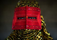 a bandari woman wearing a traditional mask called the burqa, Hormozgan, Minab, Iran Eric Lafforgue, Tribal Jewelry, World Cultures, Ethiopia, New Music, Erotic, Africa, Women Wear, Traditional