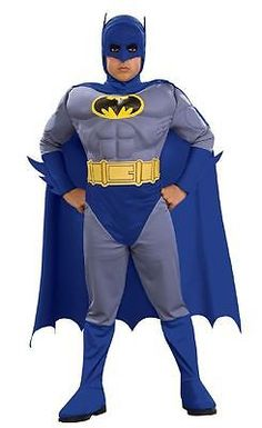 (r) #child #batman deluxe muscle #chest boys bold fancy dress costume kids age 3-,  View more on the LINK: http://www.zeppy.io/product/gb/2/301850195007/