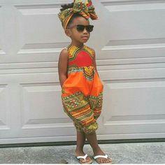Dashiki Romper ~ African fashion, Ankara, kitenge, Kente, African prints… More Más African Inspired Fashion, African Print Fashion, Fashion Prints, Africa Fashion, African Print Dresses, African Fashion Dresses, African Prints, African Outfits, Ankara Fashion