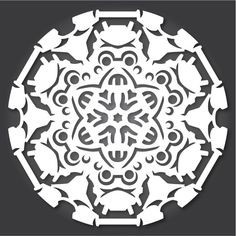 Tusken Raider Snowflake /// by Anthony Herrera