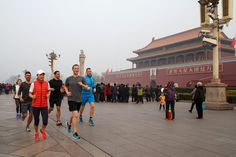 With 'Smog Jog' Through Beijing, Zuckerberg Stirs Debate on Air Pollution - The New York Times