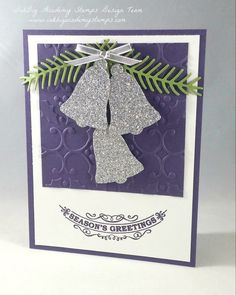 Stampin'up! Bell Punch. christmas, DIY, papercrafts