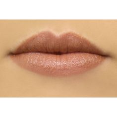 Cupcake Mineral Lipstick in Nude ($17) ❤ liked on Polyvore featuring beauty products, makeup, lip makeup, lipstick, nude lipstick and mineral lipstick