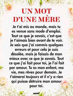 Poeme D Amour A Son Fils : poeme, amour, Meilleures, Idées, Citations, Fils,, Texte, Anniversaire,